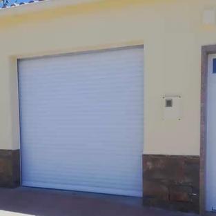 C77 Secure Roller Door
