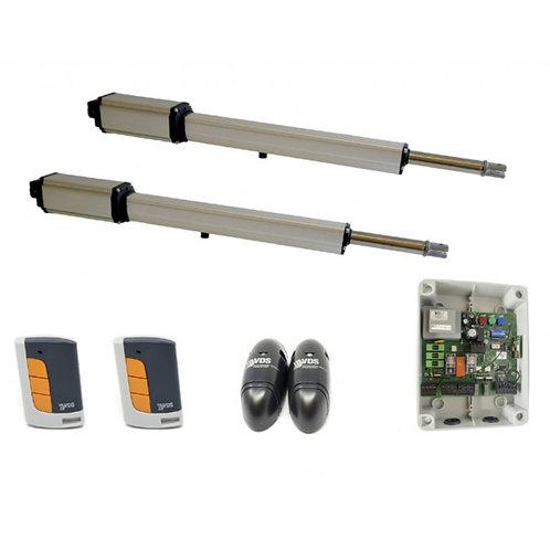 VDS Linear 11 230v / 400 kit for 2-leaf swing doors
