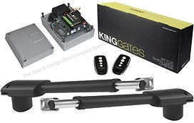 The Gate & Garage Door Company Spain, Electric gate Linear Kit Swing Gate System www.the1.online,