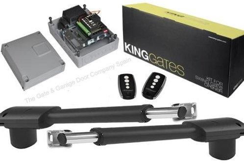 King Gates Linear24v 400 Swing Gate Kit
