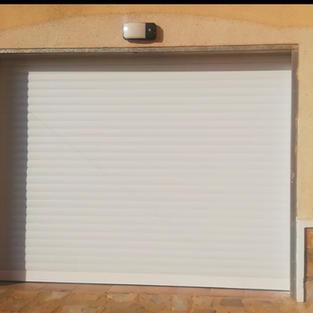 C77 Security Roller Door