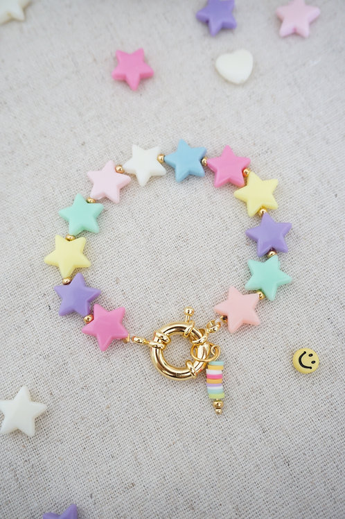 Bracelet COLOR POP - Star