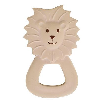 Anneau de dentition Lion en caoutchouc naturel