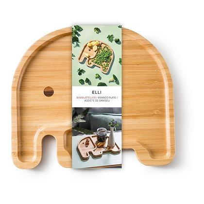 """Bamboo plate """"Elli"""""""