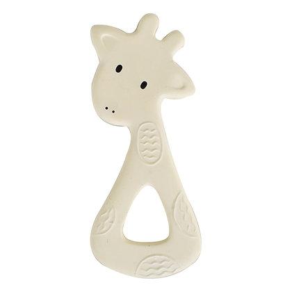 Anneau de dentition Girafe en caoutchouc naturel