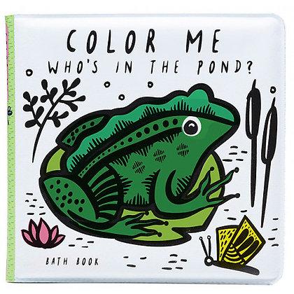 Bath book pond