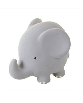 Jouet caoutchouc pour le bain Tikiri | Éléphant