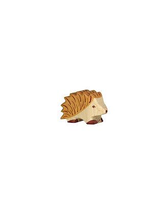 Figurine hérisson en bois - Animaux des bois Holztiger