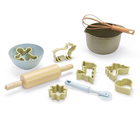 Kit de pâtisserie en bioplastique