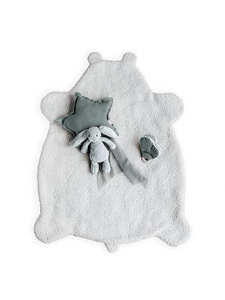 Baby plaid - tapis de jeux ours