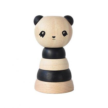 Jeu à empilement -panda