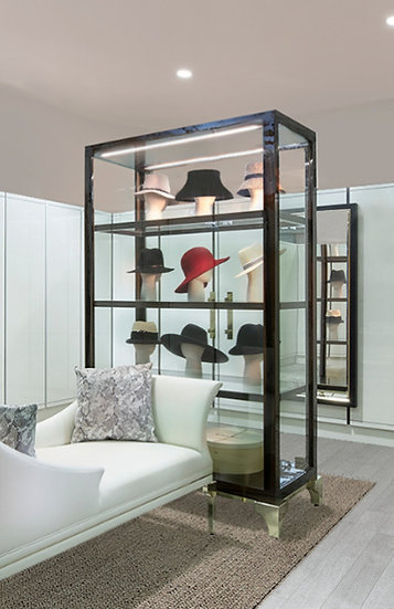 LUCIA DISPLAY CABINET