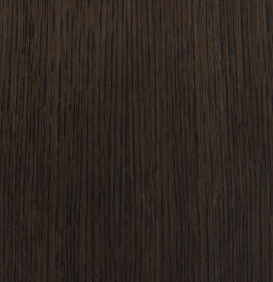 Dark Stain Alder Open Grain - 20% Satin