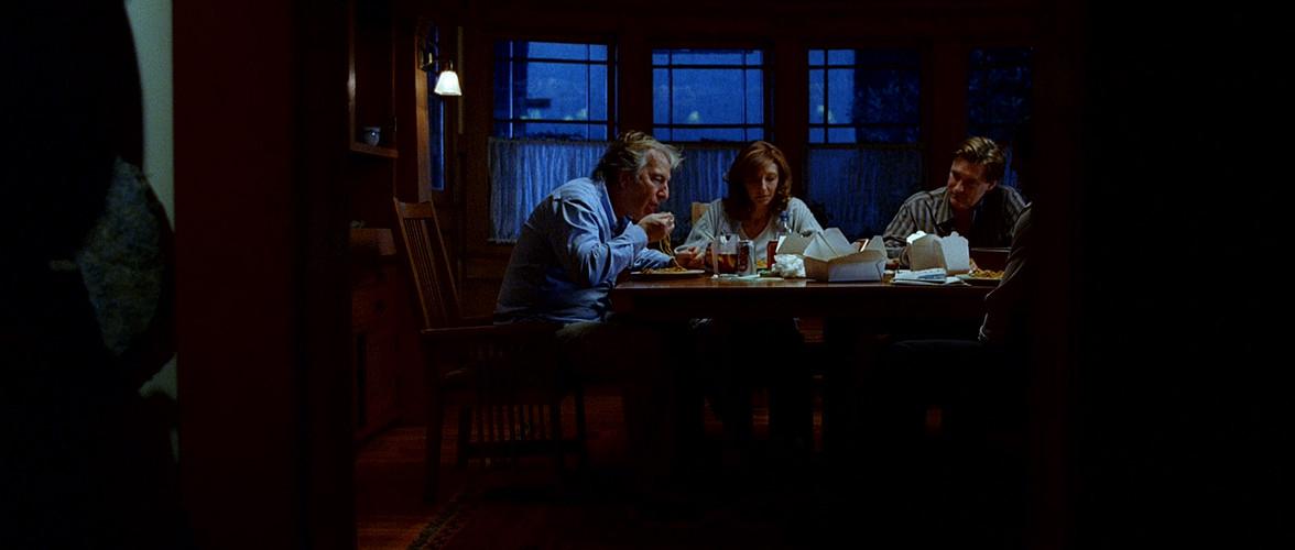 alan rickman, mary steenburgen and bill