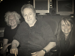 With Bill Wolf