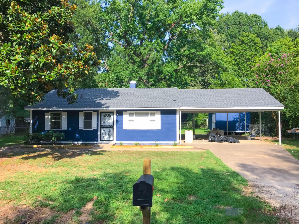 3614 Dumas St. Memphis