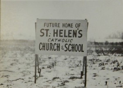 1954-Sign-Announcing-Future-Home-300x216