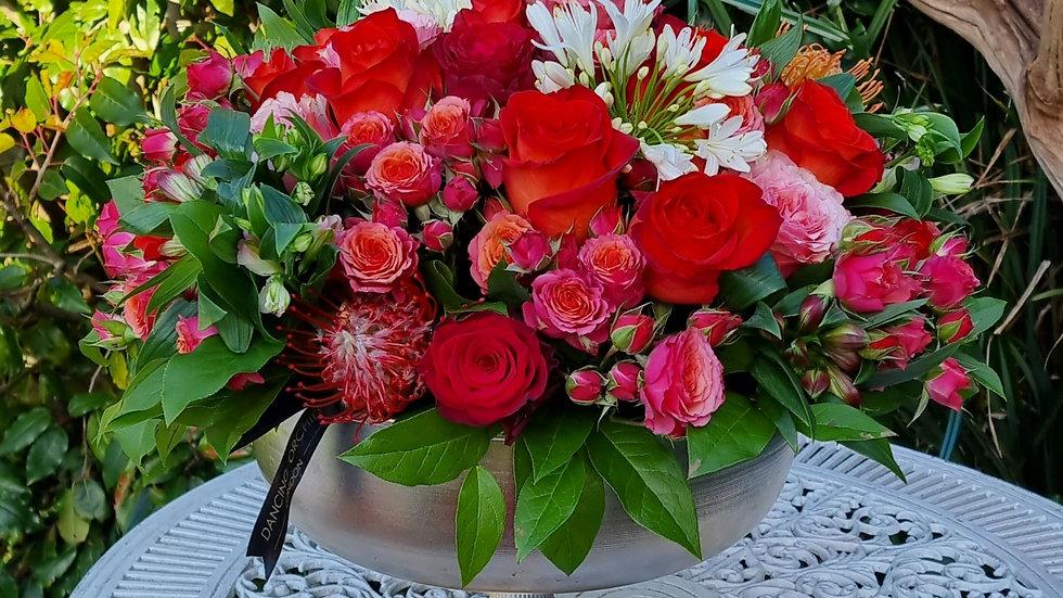 Joyful vase