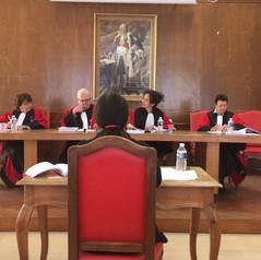 Félicitations à Rossitza Barakova, Docteur en droit