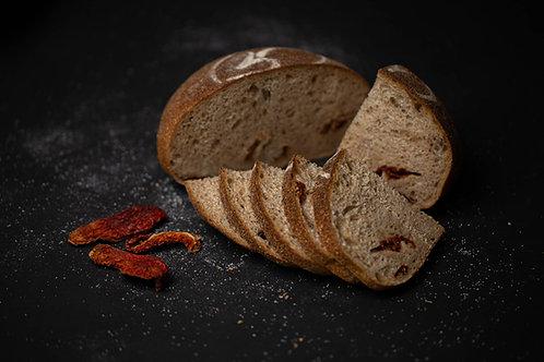 Pâine cu roșii uscate 600 gr