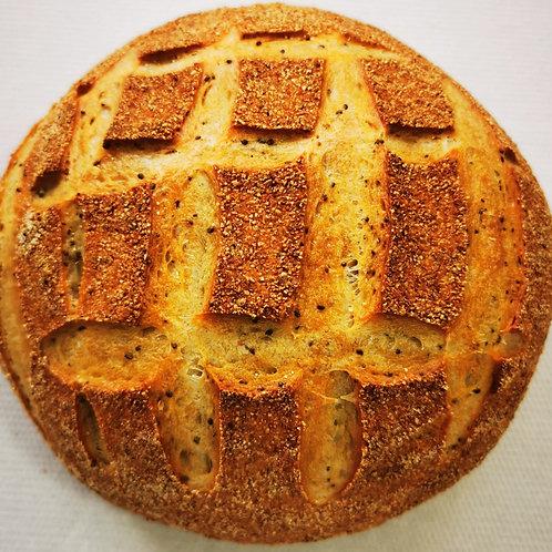 Pâine albă cu semințe de chia 600gr