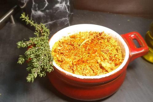 Pastă de floarea soarelui cu morcov 250gr