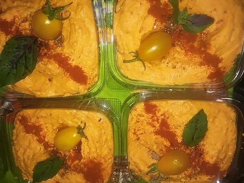 Hummus cu ardei copt 375gr