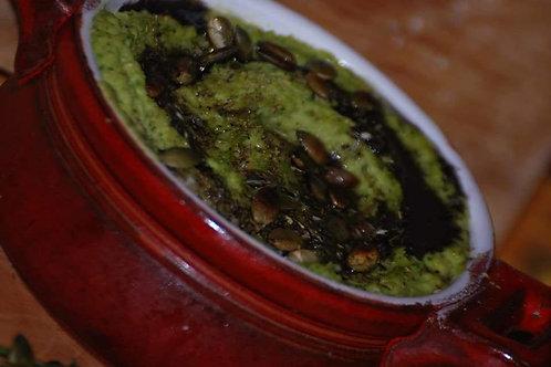Hummus cu urzici 375gr