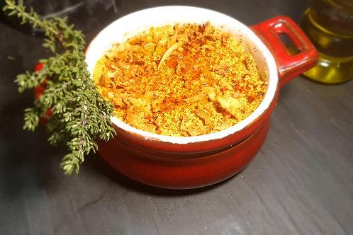 Pastă de fasole cu ceapă caramelizată 250gr