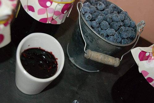 Dulceață de afine cu vanilie 200gr