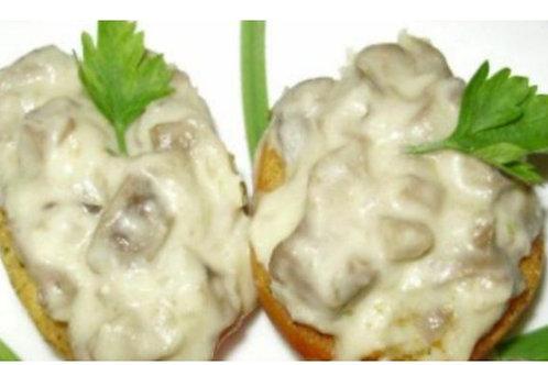 Cremă de ciuperci Champignon cu Gorgonzola 120gr
