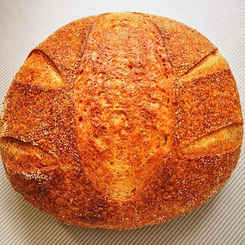 Pâine albă cu semințe de in 600gr