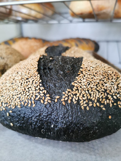 Pâine cu cărbune 500gr
