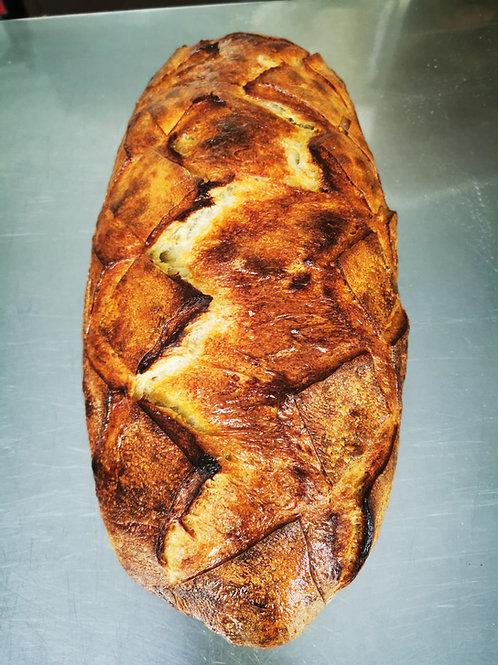 Pâine albă cu cartofi 1 kg