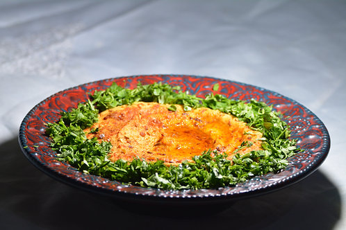 Hummus cu morcov copt 375gr