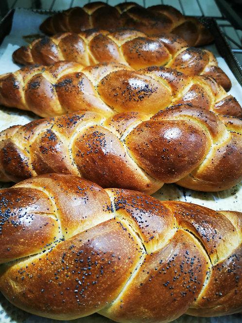 Pâine împletită din grâu dur 450gr