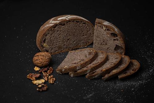 Pâine cu nuci coapte 600gr