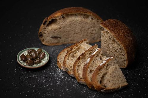Pâine cu măsline Kalamata 600gr