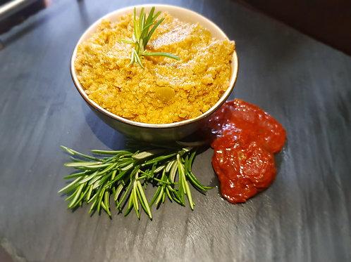 Pastă de măsline verzi cu anghinare și pesto trapanese 120gr
