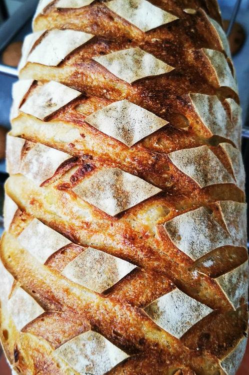 Pâine albă cu parmezan 1 kg