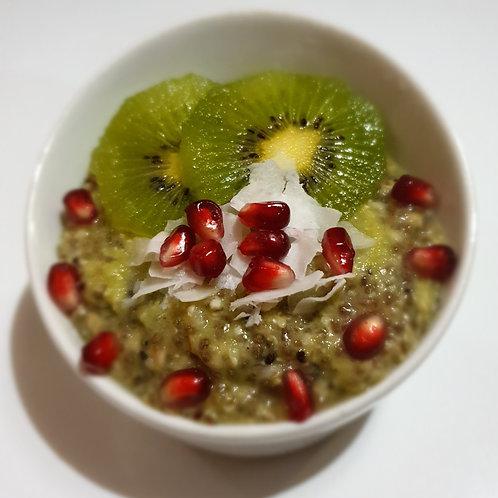 Budincă de semințe chia cu kiwi și rodie 250gr