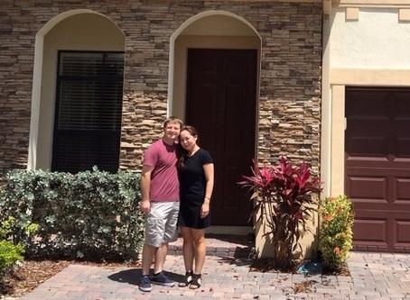Aaron & Miwa Davis, Homebuyers