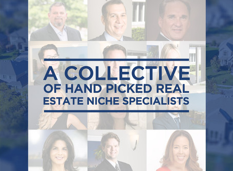A Collective of Hand Picked Real Estate Niche Specialists