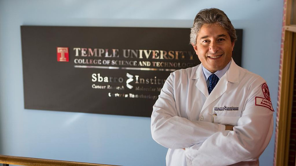 Dr Antonio Giordano is a faculty at Temple University, Philadelphia and an italian-american geneticist.