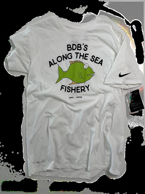 Along The Sea Nike Dri-Fit T-shirt