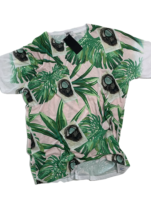 1 of 1 tropical t-shirt
