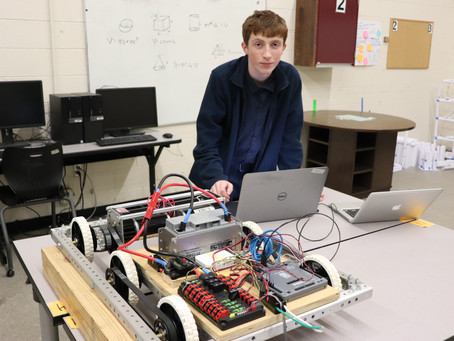 Foundation focuses on STEM