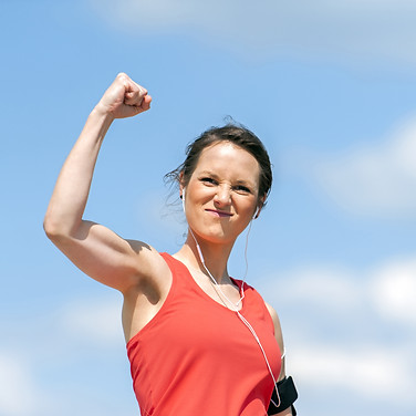 Fit woman happy of victory..jpg
