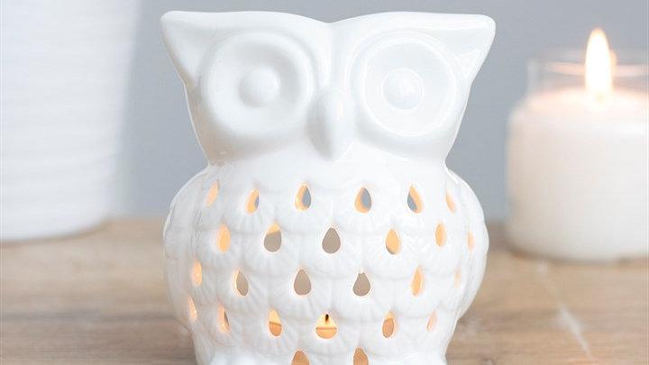 WHITE OWL OIL/WAX BURNER