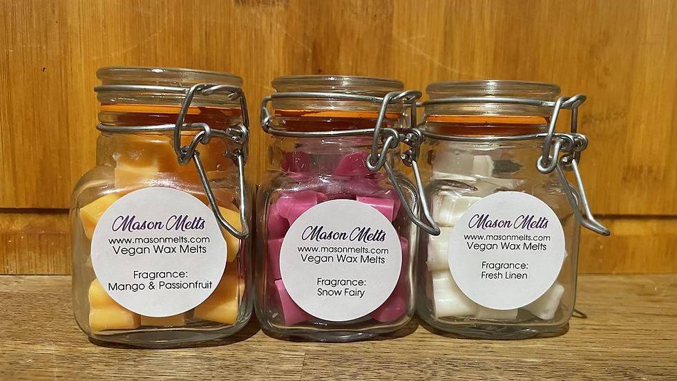 Mini Jar of Hearts ~ 25 hearts